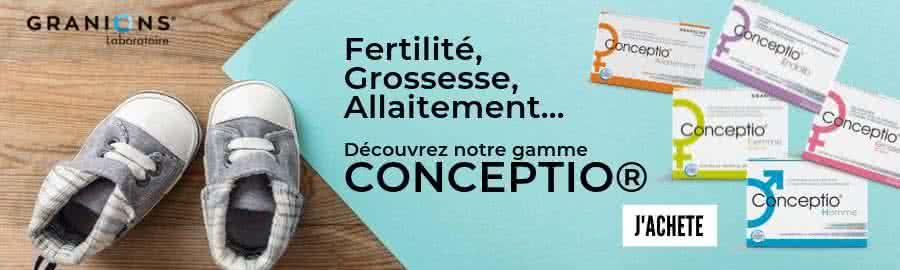 Conceptio contre l'infertilité
