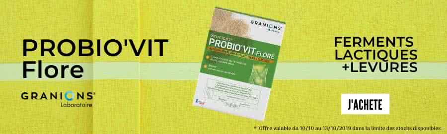 Probiovit Flore Intestinale Granions